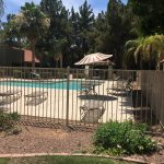 DCS Pool Barriers Commerical Pool Fencing Rancho Sierra Apartments (2)