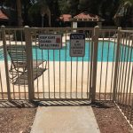 DCS Pool Barriers Commerical Pool Fencing Rancho Sierra Apartments (3)