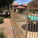 DCS Pool Barriers Commerical Pool Fencing Rancho Sierra Apartments (6)
