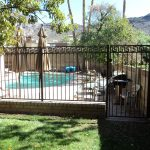 DCS Wrought Iron Pool Fence (1)