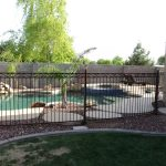 DCS Wrought Iron Pool Fence (10)