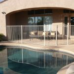 DCS Wrought Iron Pool Fence (13)