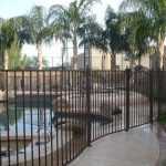 DCS Wrought Iron Pool Fence (20)