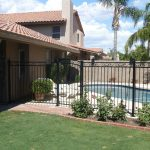 DCS Wrought Iron Pool Fence (28)