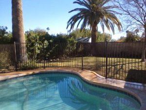DCS Pool Barriers Wrought Iron Pool Fencing