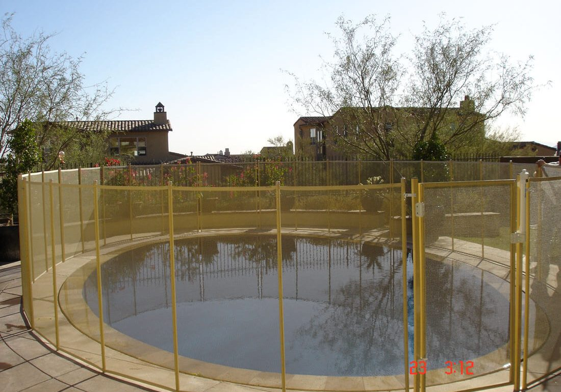 DCS Pool Barrier Removable Fencing2