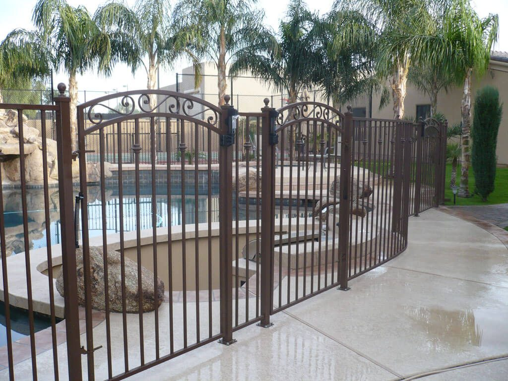 Decorative Pool Fence Gates Dcs Pool Barriers