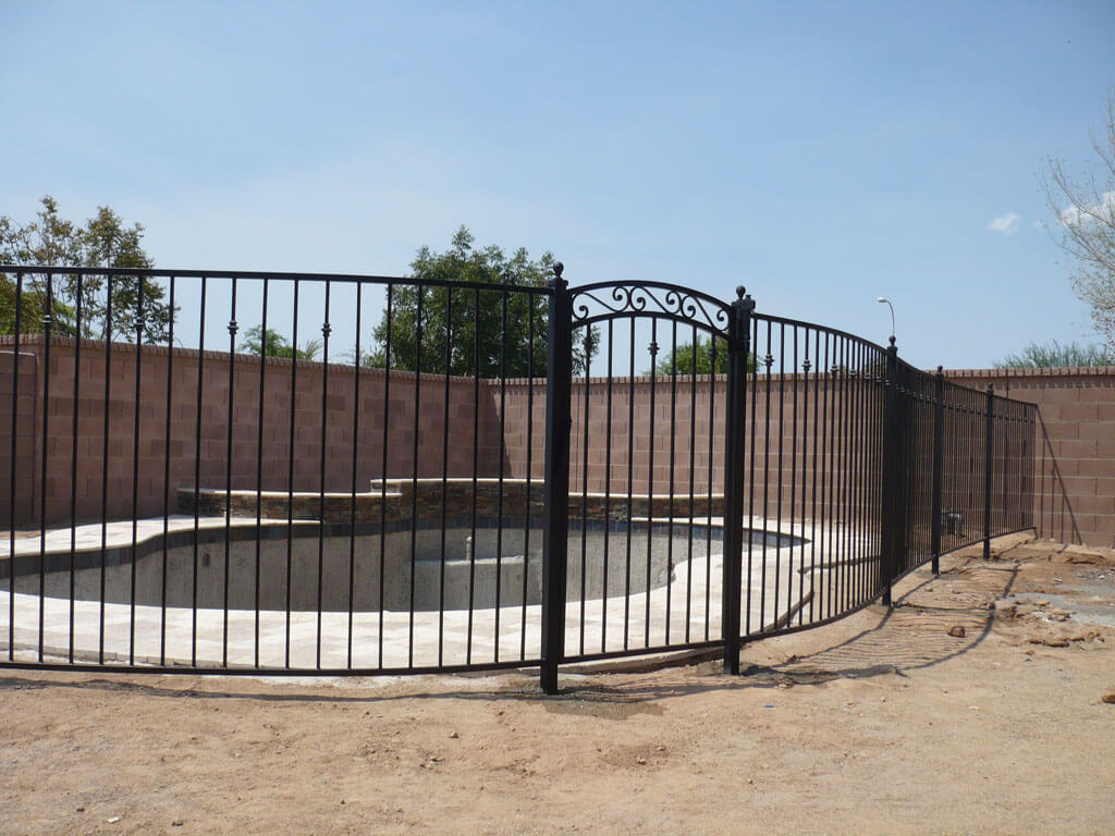 Dcs Wrought Iron Pool Fence 24 Dcs Pool Barriers