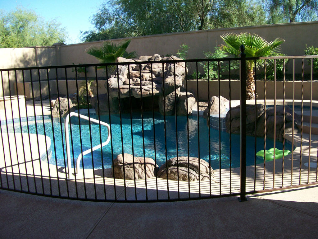 Dcs Wrought Iron Pool Fence 32 Dcs Pool Barriers