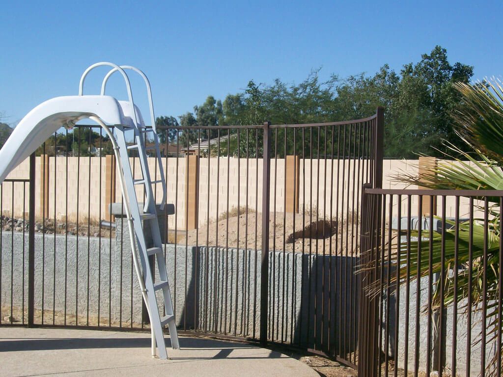 Dcs Wrought Iron Pool Fence 33 Dcs Pool Barriers