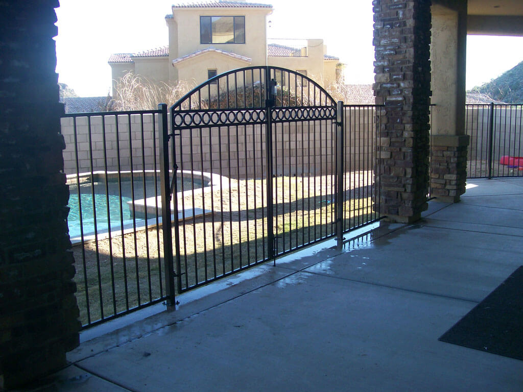Dcs Wrought Iron Pool Fence 41 Dcs Pool Barriers