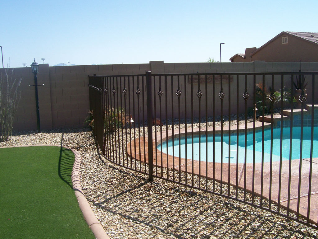 Dcs Wrought Iron Pool Fence 43 Dcs Pool Barriers