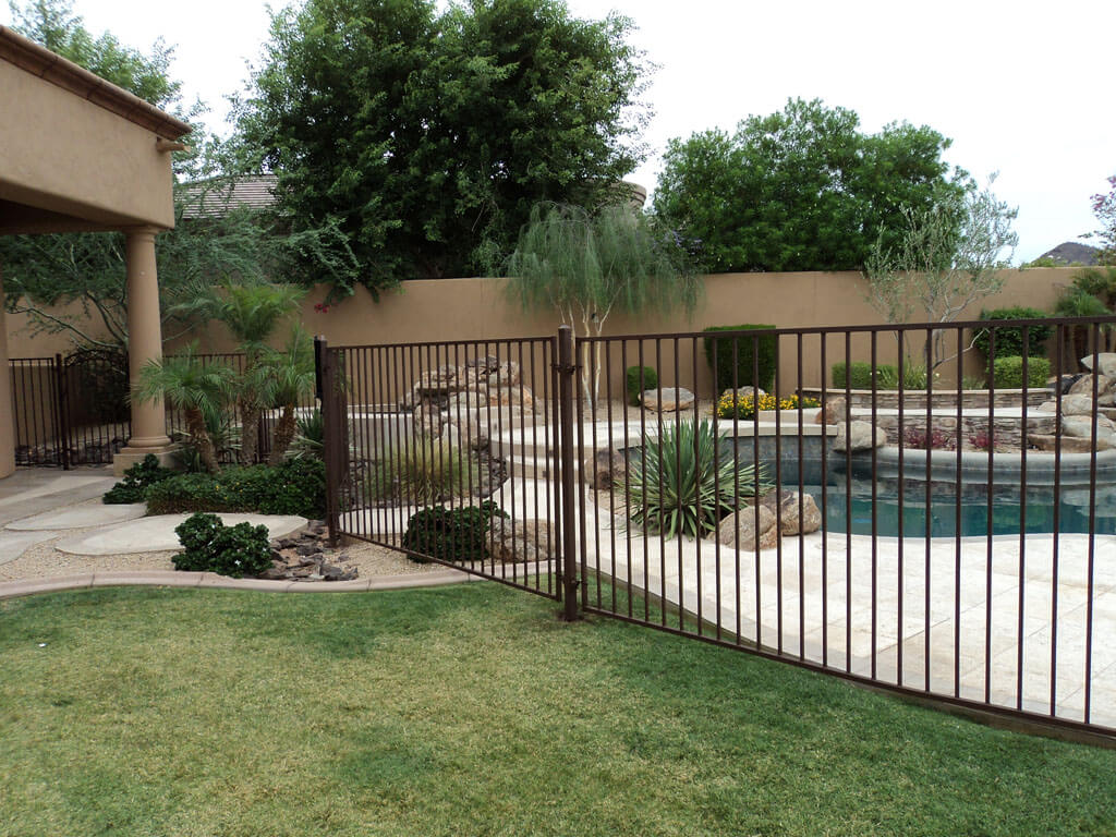 Dcs Wrought Iron Pool Fence 6 Dcs Pool Barriers