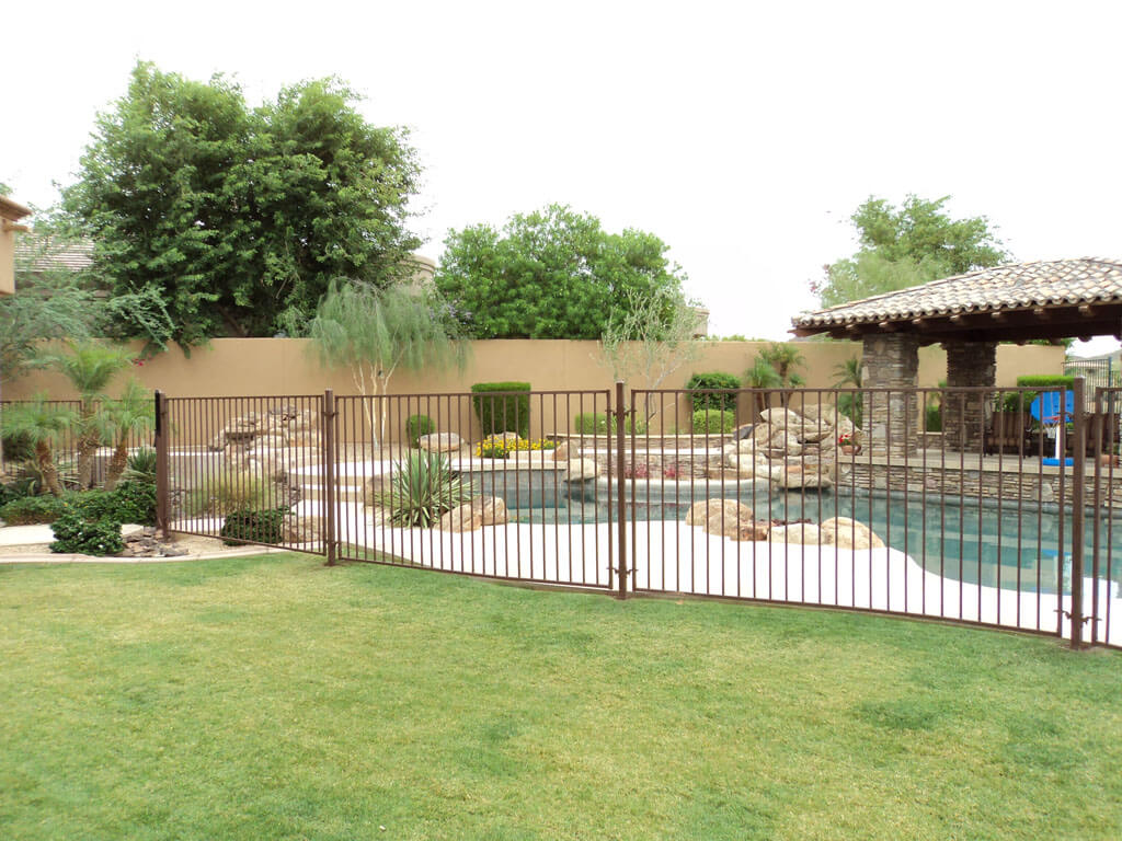 Dcs Wrought Iron Pool Fence 7 Dcs Pool Barriers