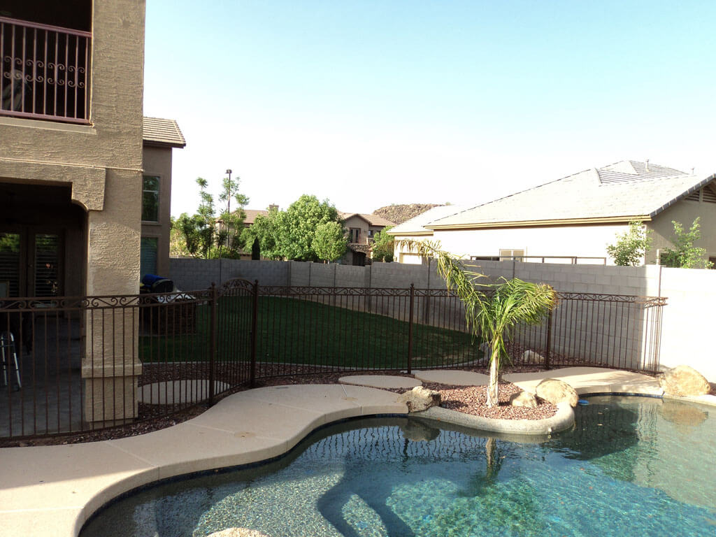 Dcs Wrought Iron Pool Fence 8 Dcs Pool Barriers
