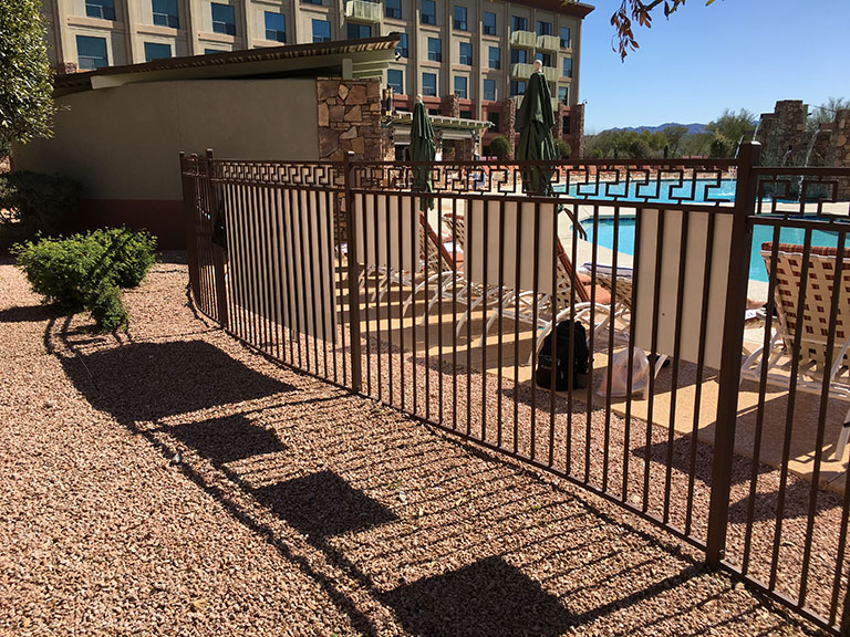 Commercial safety standards dcs pool barriers