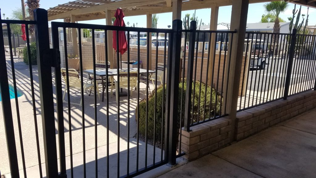 Commercial gates and fences dcs pool barriers