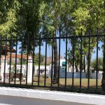 Hill Crest Community Galvinzed Fence built by DCS Pool Barriers (1)