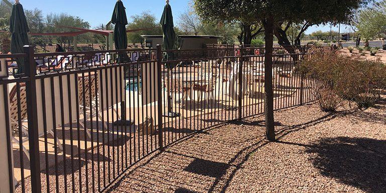 pool fencing phoenix