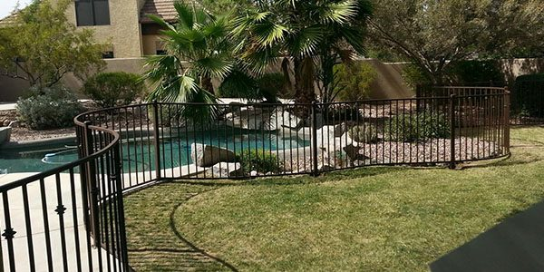 pool fencing scottsdale